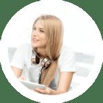 Frauenkonto-studieren